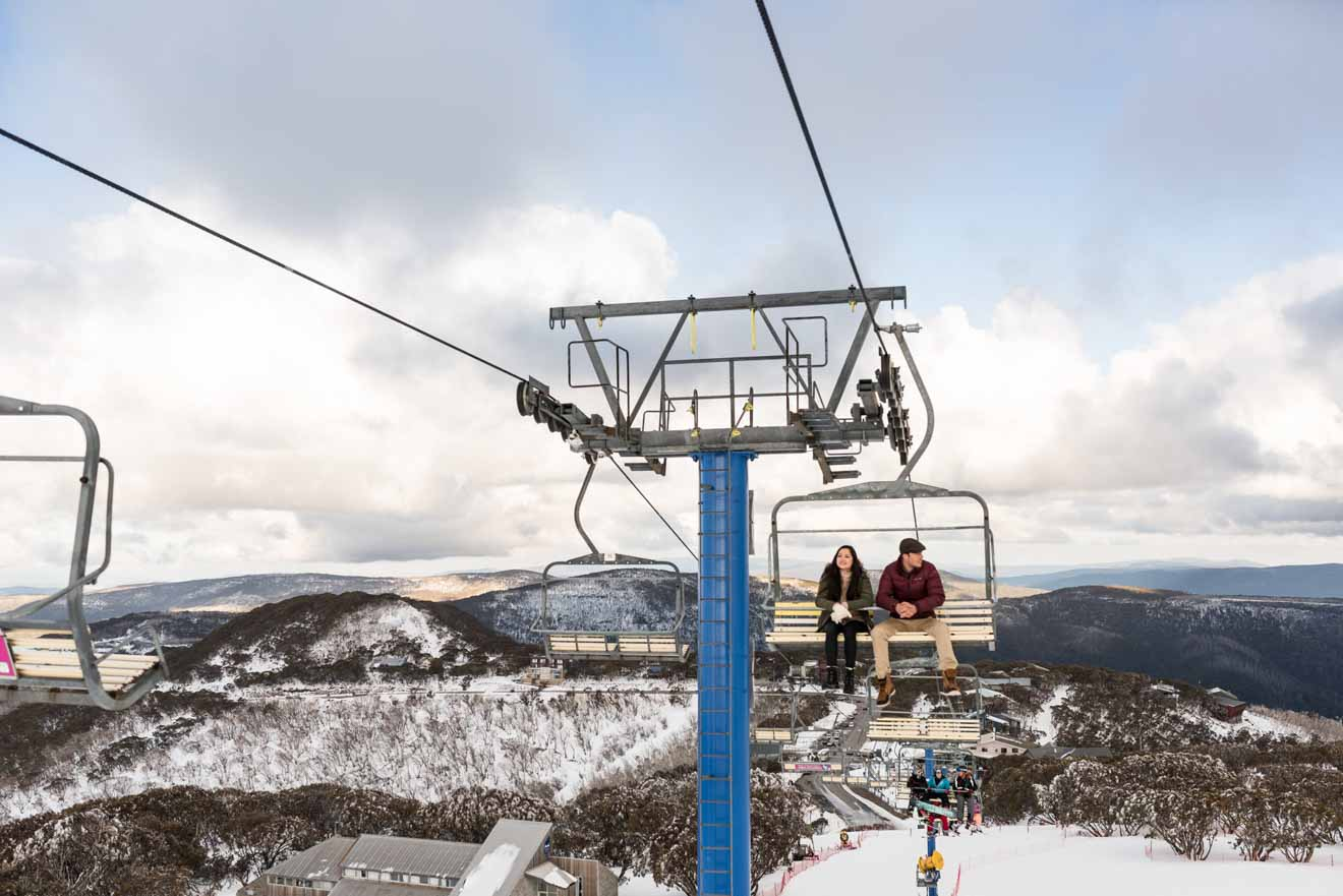 Date ideas - Ski lifts Mt Buller or Mt Hotham