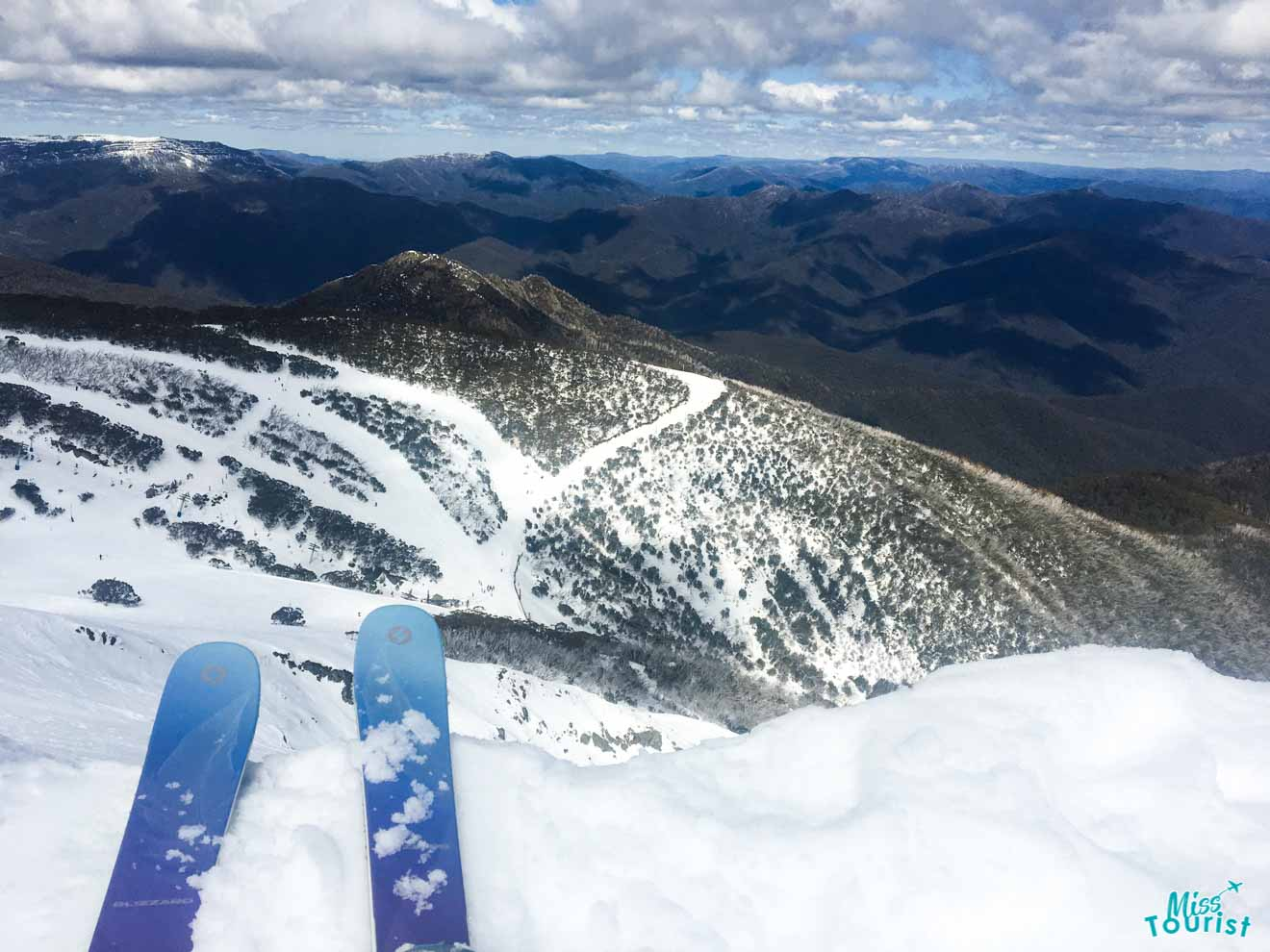 mount hotham snowboarding - Skis Mt Buller or Mt Hotham