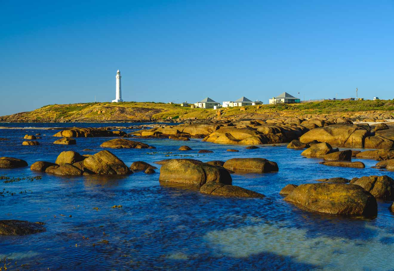 The Cape Leeuwin Lighthouse things to do in margaret river day trip