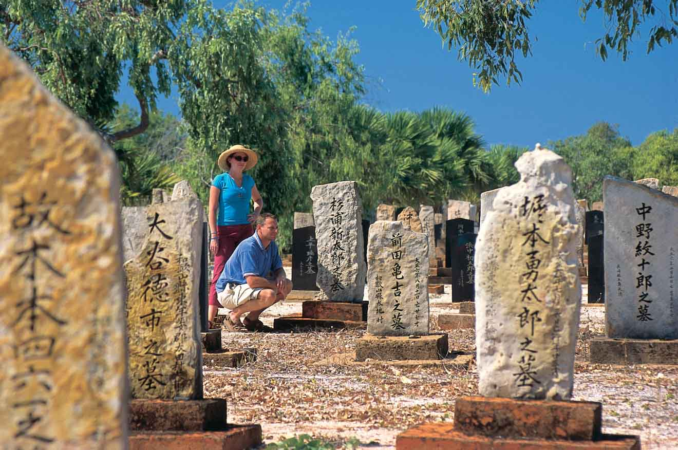 best tourist Spots - The Japanese Cemetery Things to Do in Broome