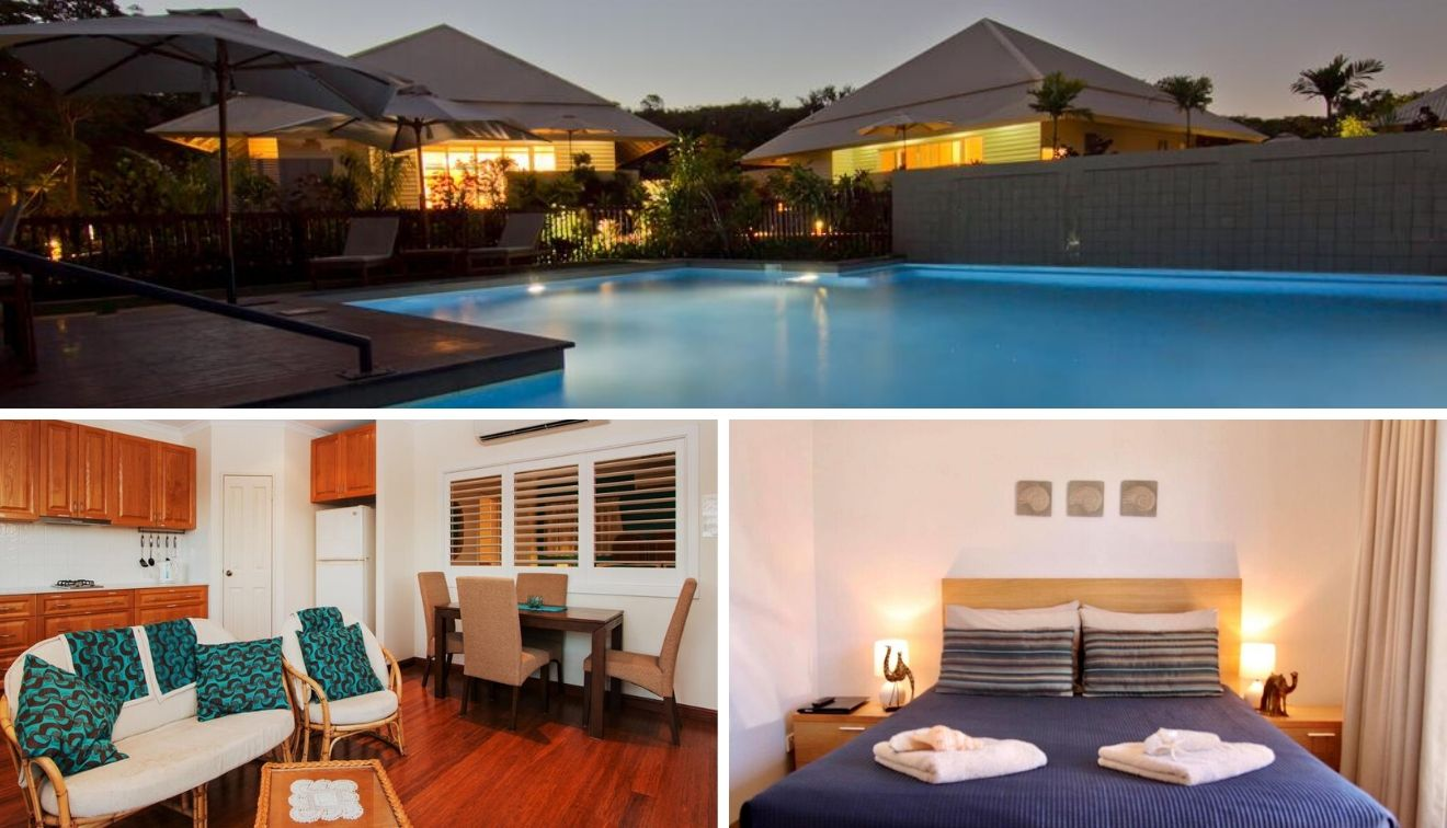Things to do in Broome accommodation collage