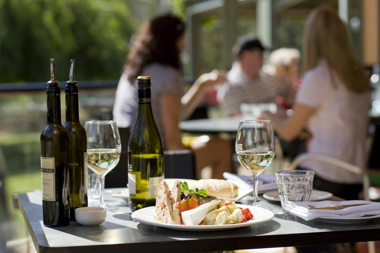 places to eat in mildura - Trentham Estate Winery Things to do in Mildura