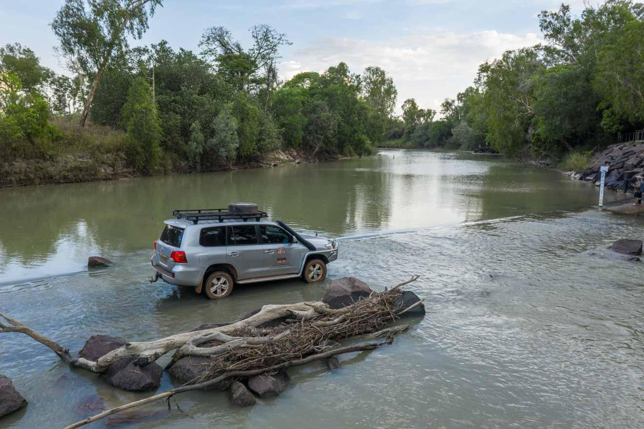 Venture North into Arnhem Land self drive
