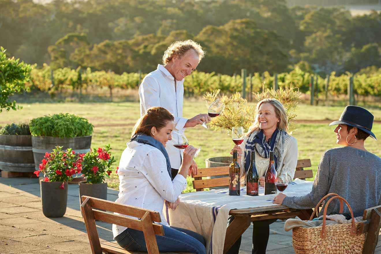 breweries and Wine tasting at Amato Vino Margaret River Wineries