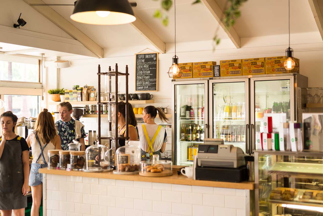 Where to eat Yellow Espresso things to do in ballarat