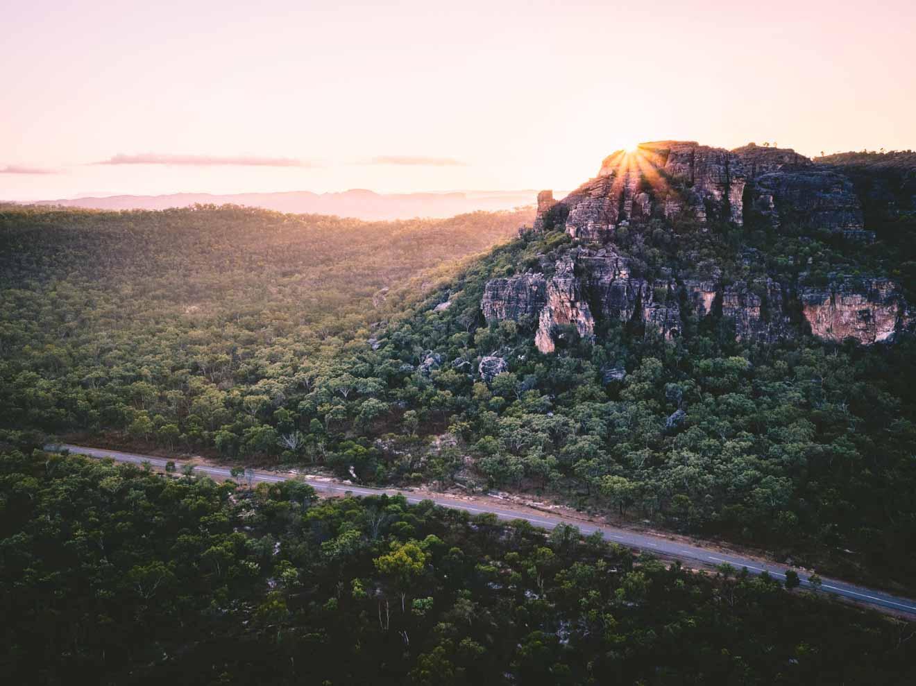beautiful view Things to do in Kakadu road tour itinerary