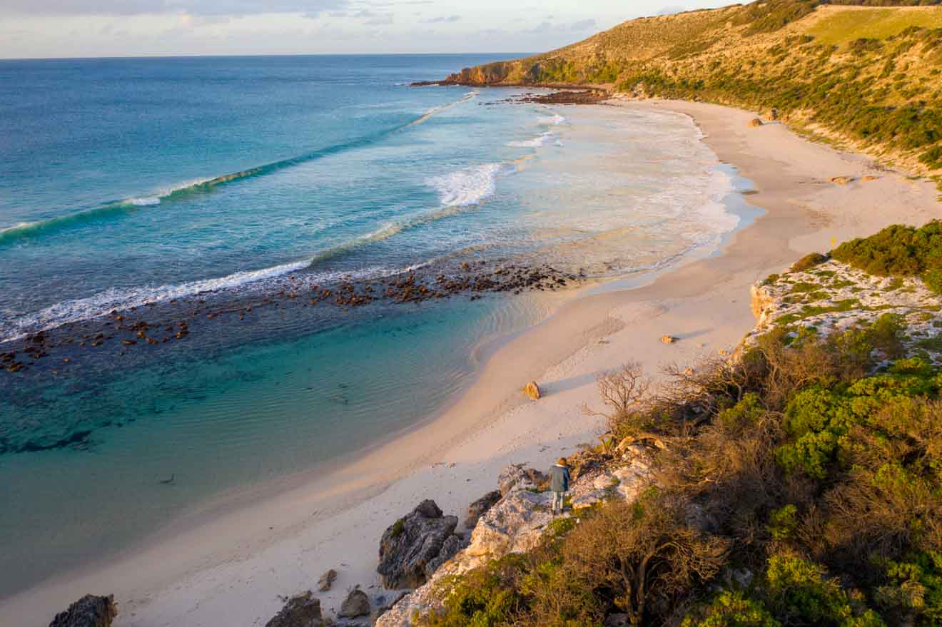 Short breaks and weekend getaways from Adelaide - coast Day trips from Adelaide