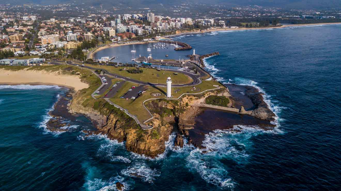 coastal city Things to do in Wollongong New South Wales, Australia