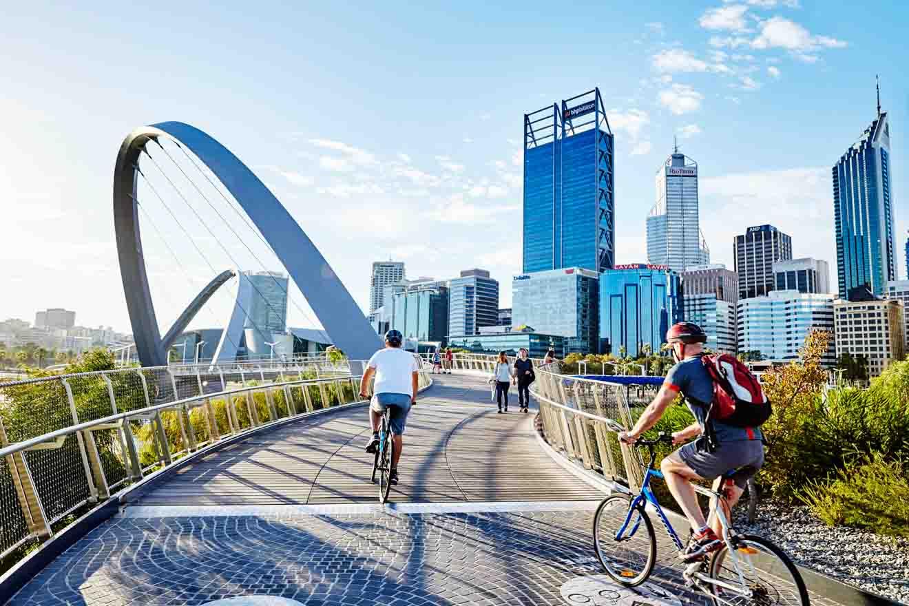 Biking things to do in Elizabeth Quay, Perth