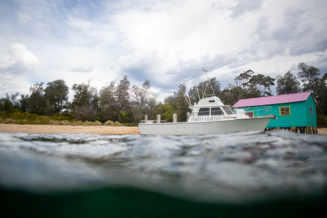 fishing things to do in Merimbula bega