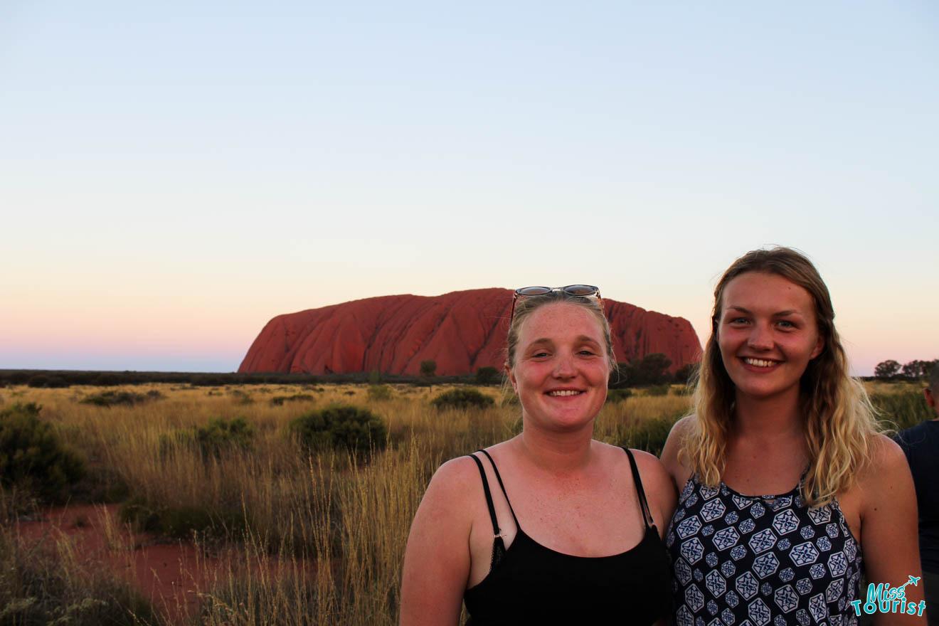 friends Darwin to Alice Springs via kakadu