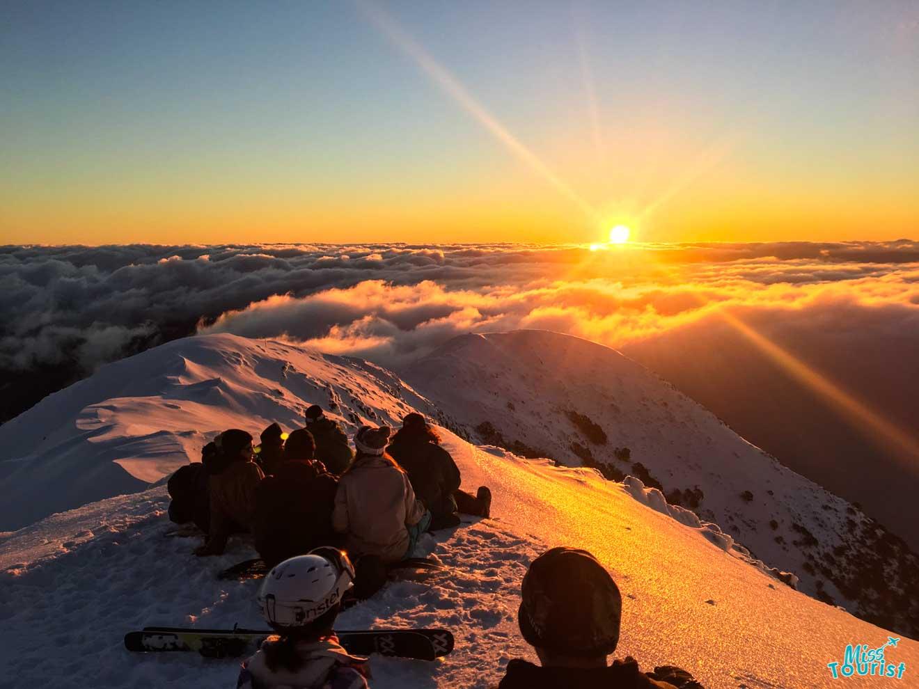 The 5 Best Ski Resorts in Australia -friends Mt Buller or Mt Hotham