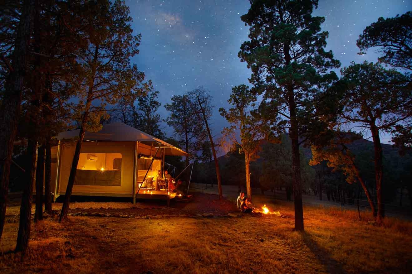 things to do Ikara Safari Camp at Wilpena Pound Resort, Flinders Ranges National park dreamtime story