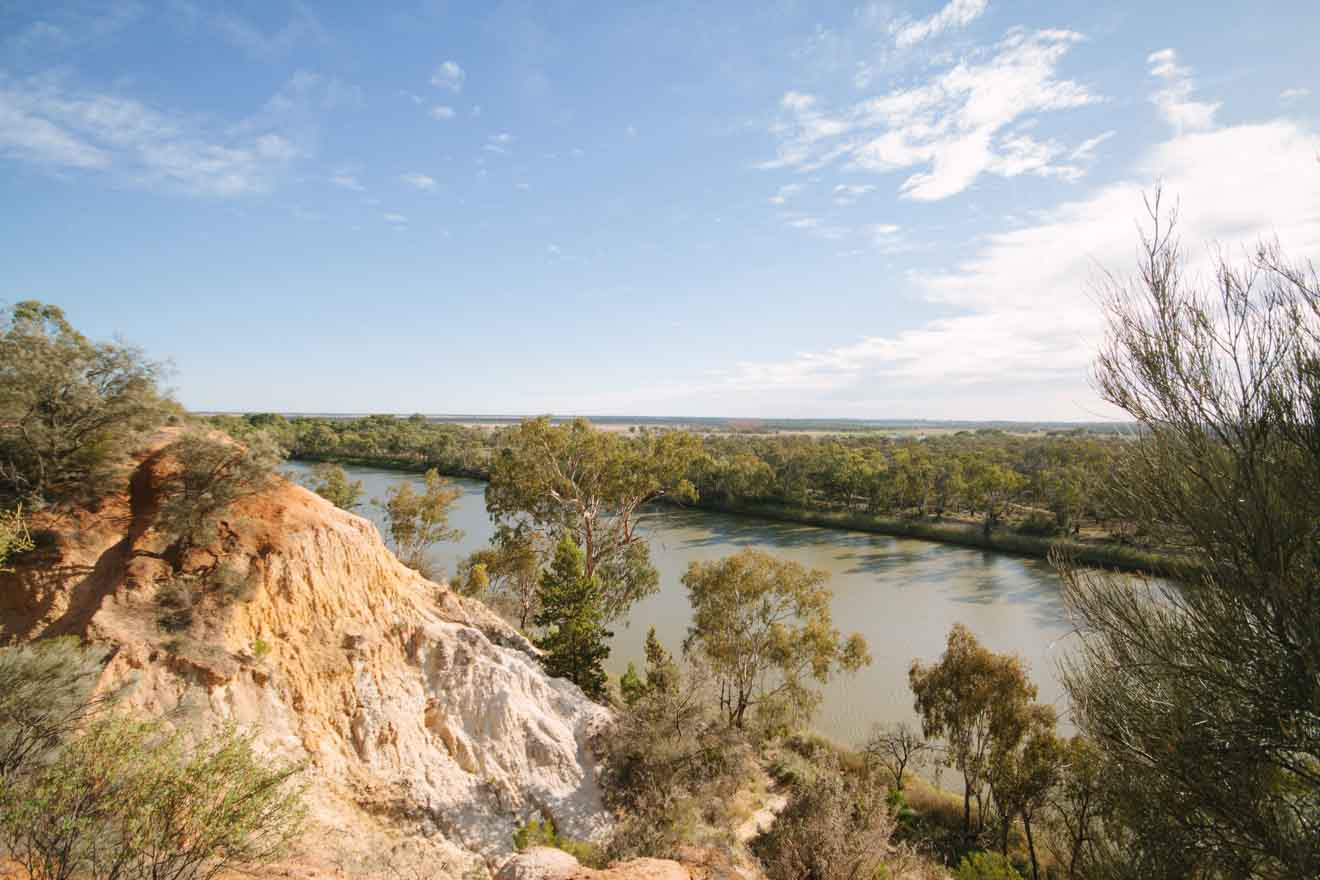 easter mildura - lovely view Things to do in Mildura