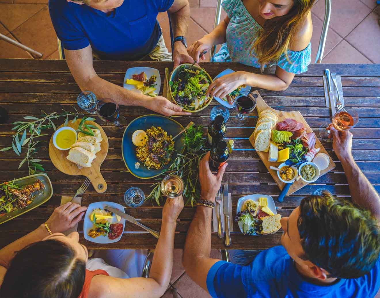 meal Margaret River Wineries open for dinner