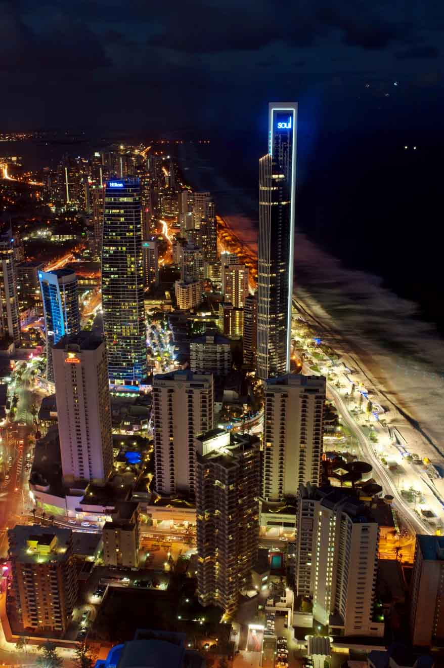 night Things to do on the Gold Coast unique experiences