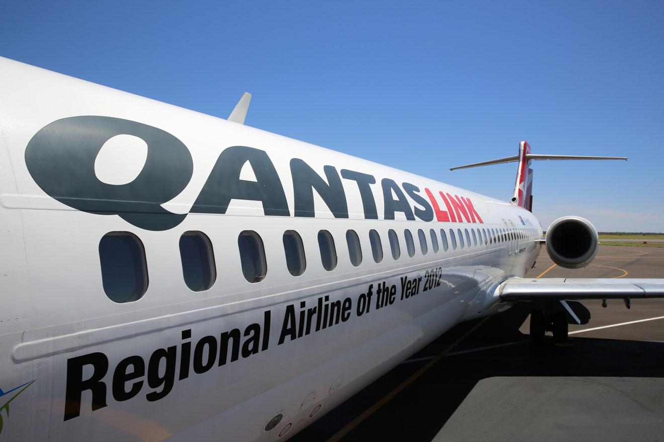 plane Darwin to Alice Springs to tennant creek
