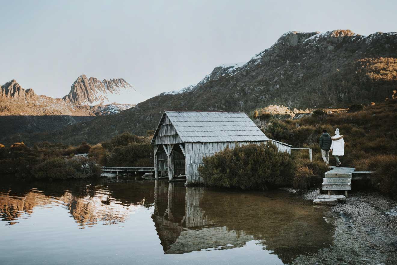 enchanted walk, cradle mountain - Cradle Mountain