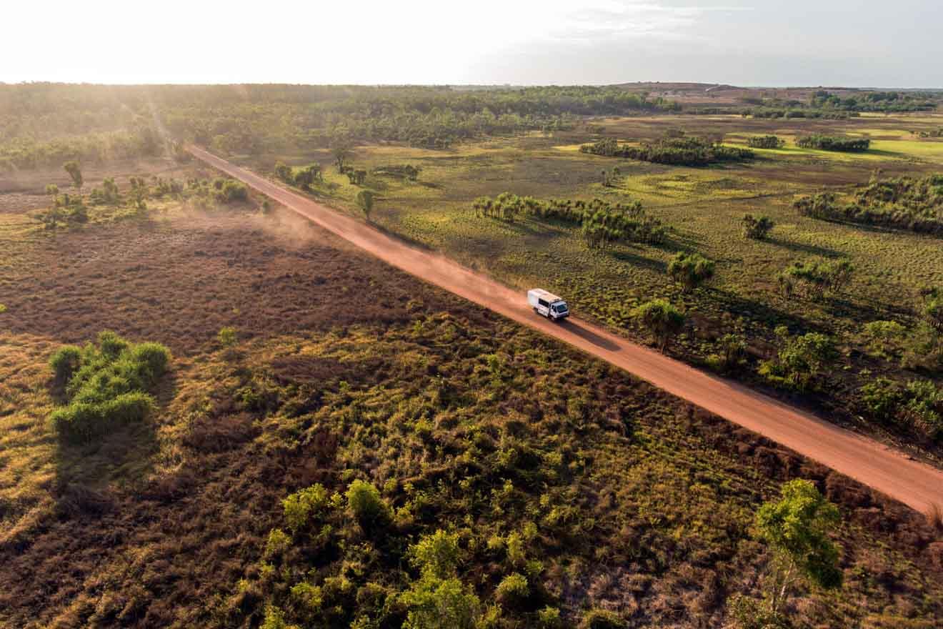 road Arnhem Land self drive