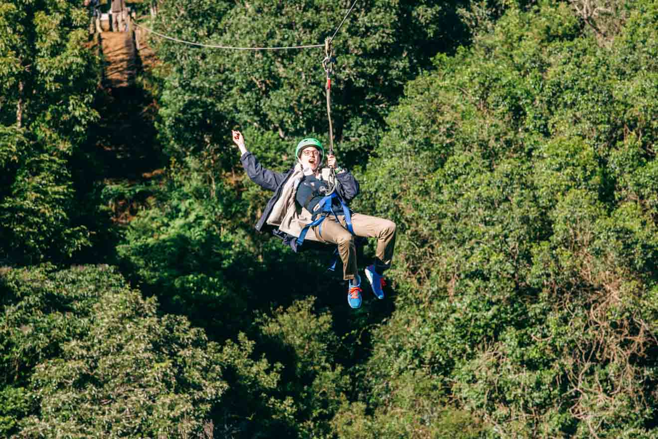 rope park Things to do on the Gold Coast this weekend