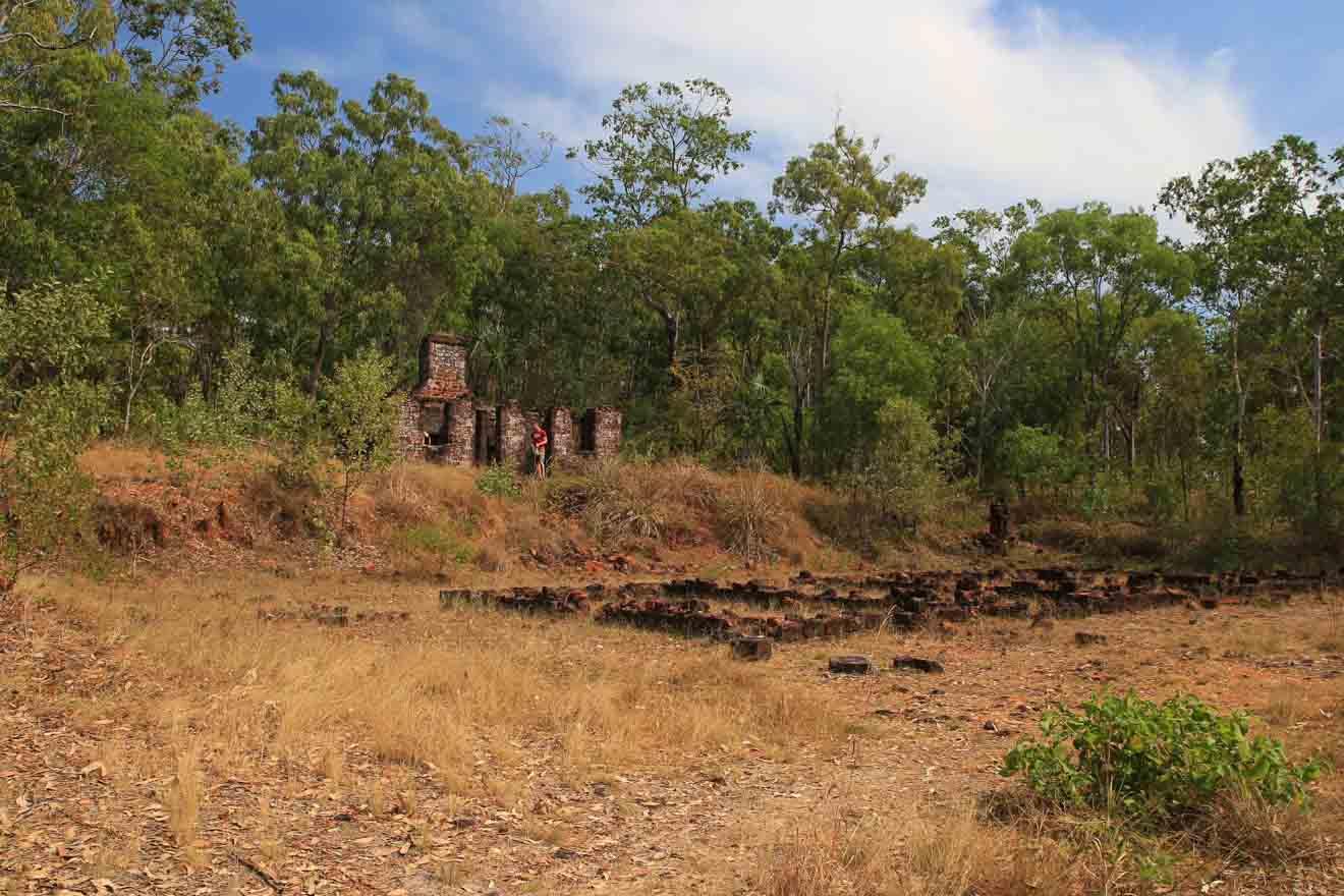 settlement Arnhem Land Australia's Northern Territory