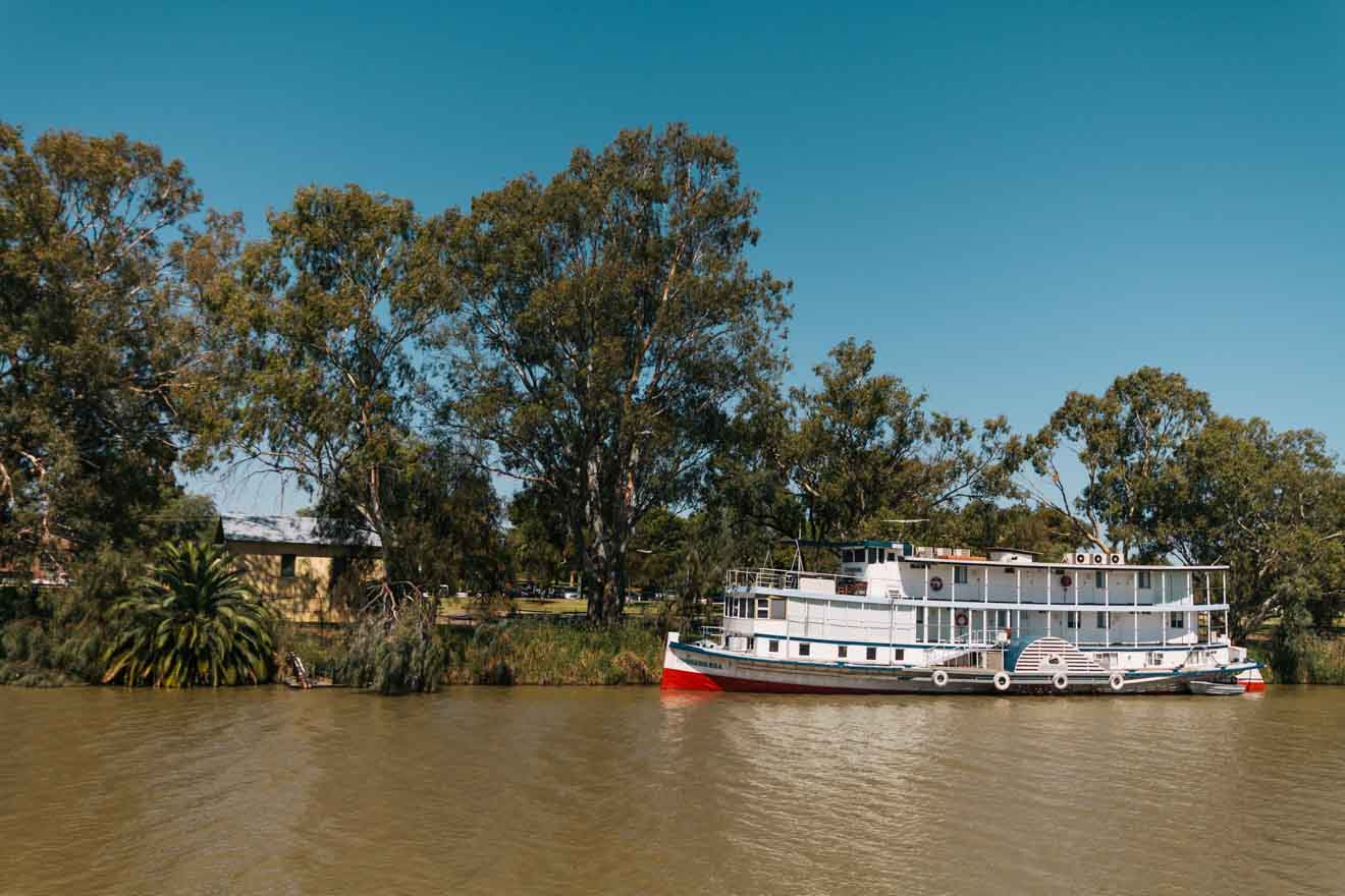 Great things to see and do in and around Mildura - steamboat Things to do in Mildura