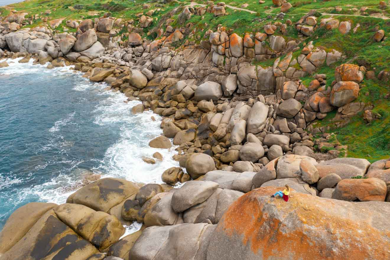 10 incredible places to stay in Adelaide and South Australia - stones near a pond Day trips from Adelaide