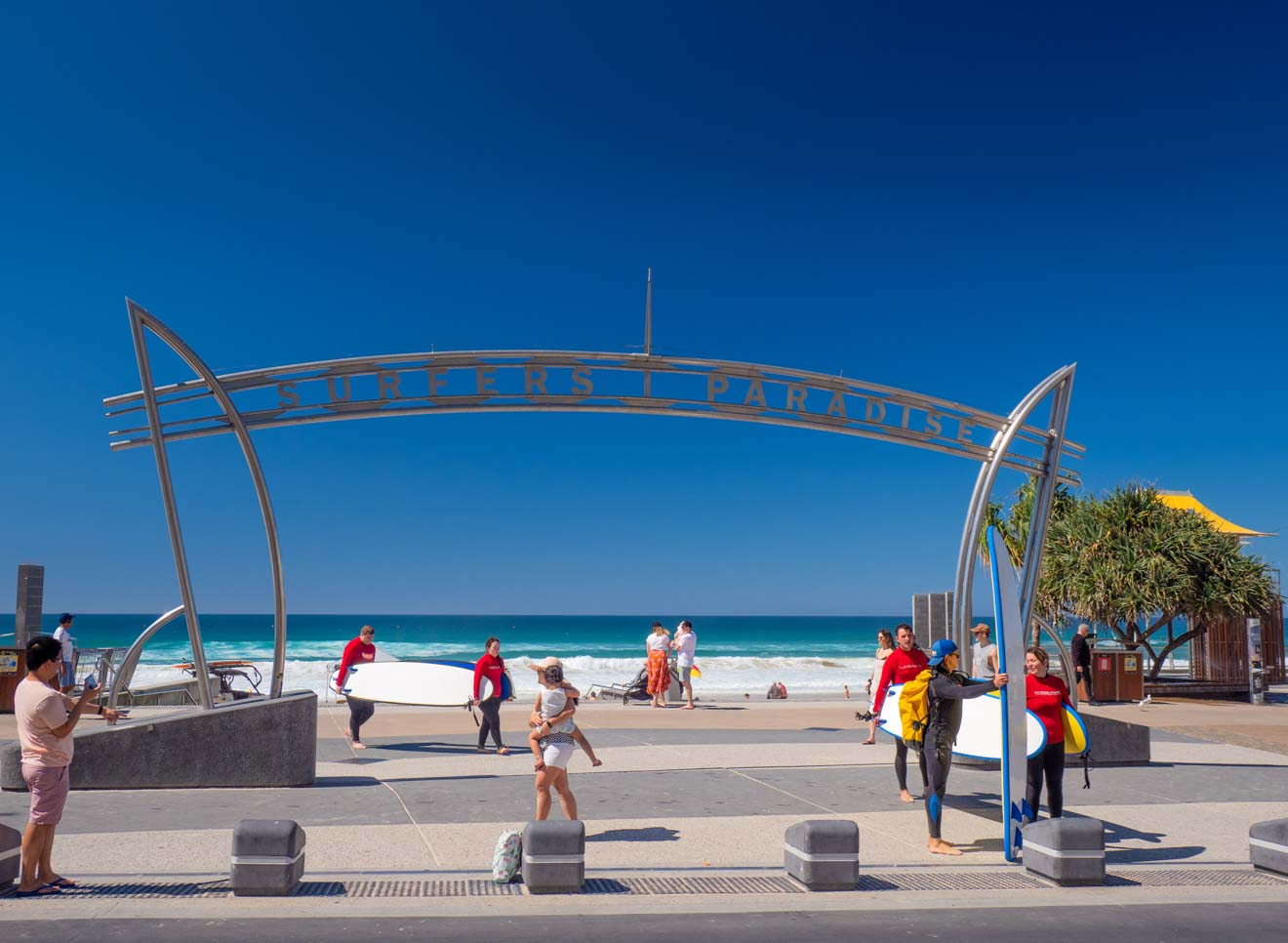 surfers paradise Things to do on the Gold Coast on a budget