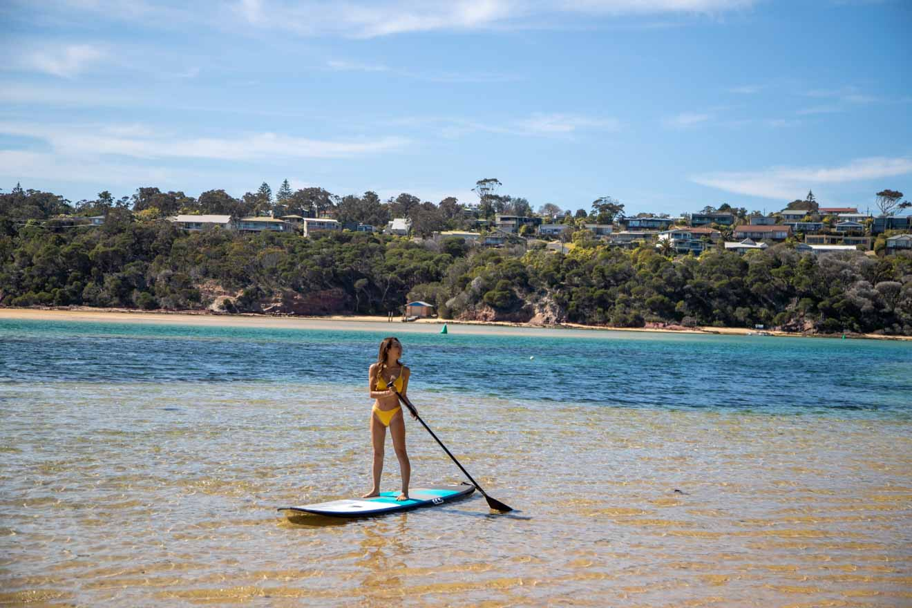 surfing things to do in Merimbula holidays and activities