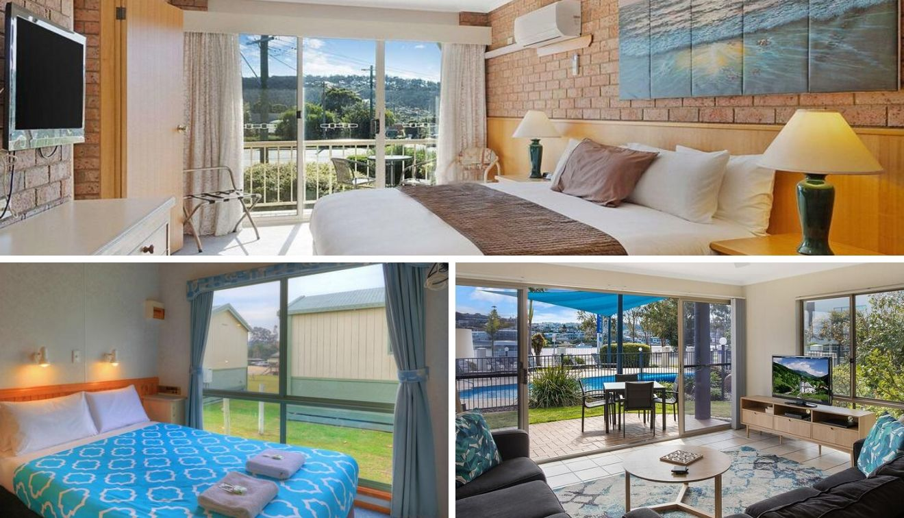 things to do in Merimbula accommodation collage
