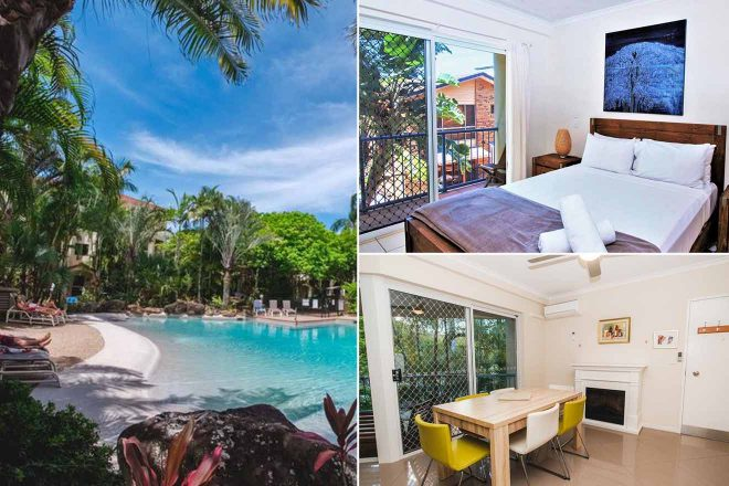 5-1 Sanctuary Lake Apartments Where to stay in Gold Coast