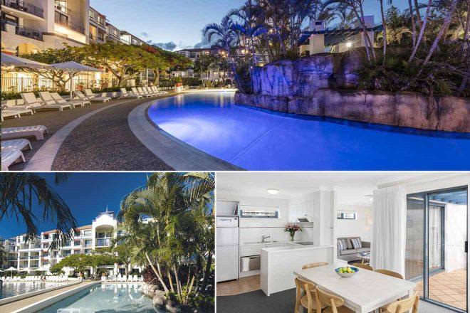 6-1 Oaks Gold Coast Calypso Plaza Suites