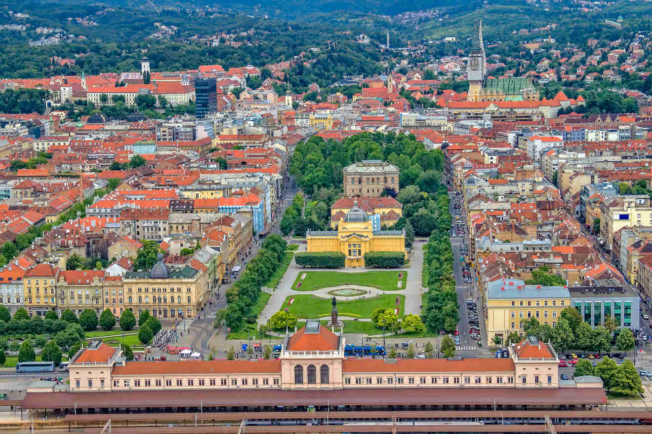 6 Best Areas Where to Stay in Zagreb – Hotels & Airbnbs from Luxury to Budget