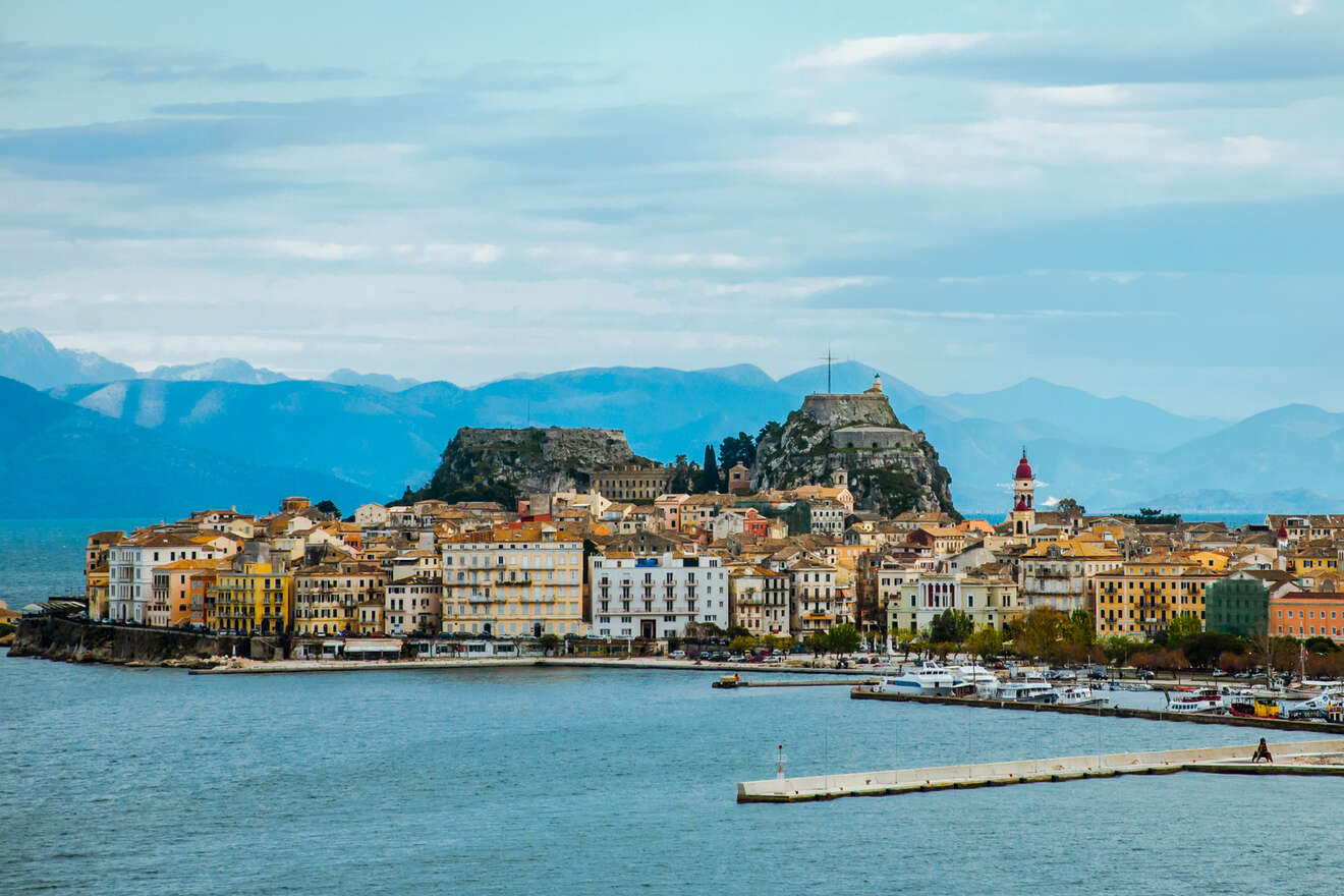 Where to Stay in Corfu – 6 Top Areas to Stay with Hotels from Luxury to Budget