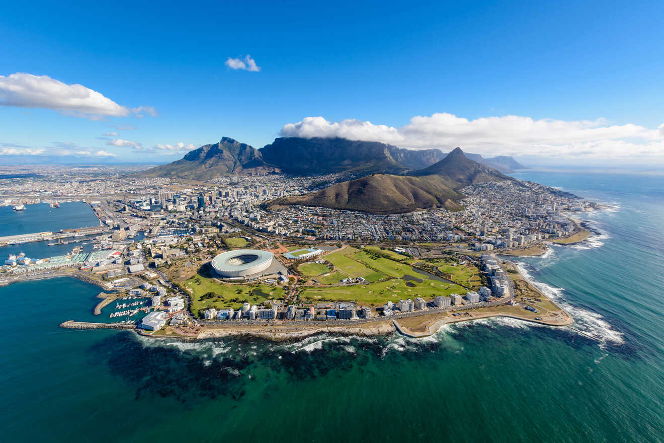 The 6 Best Areas Where to Stay in Cape Town – Top Hotels from Luxury to Budget