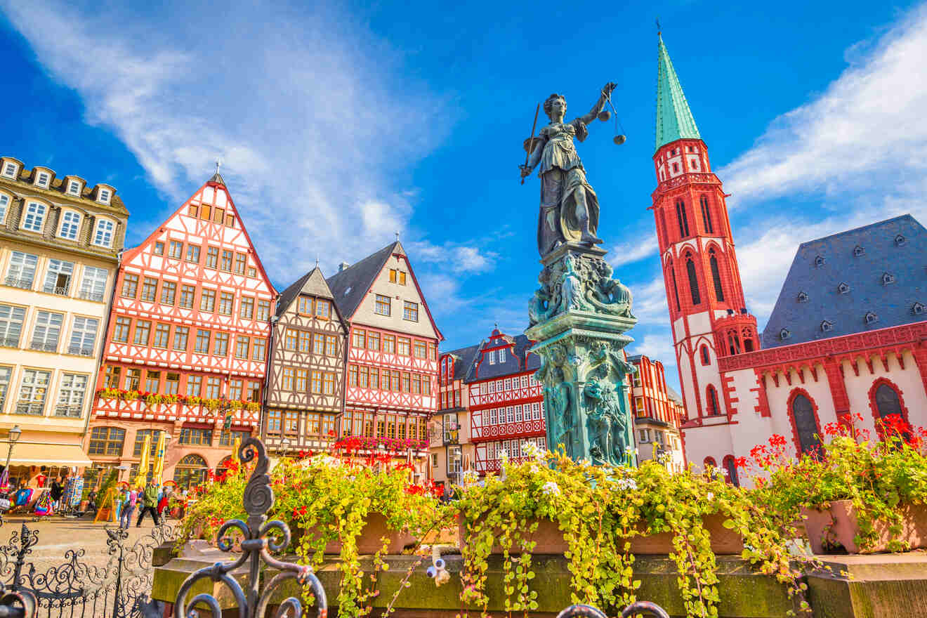 Your Ultimate Guide for Where to Stay in Frankfurt – The Best Neighborhoods and Hotels