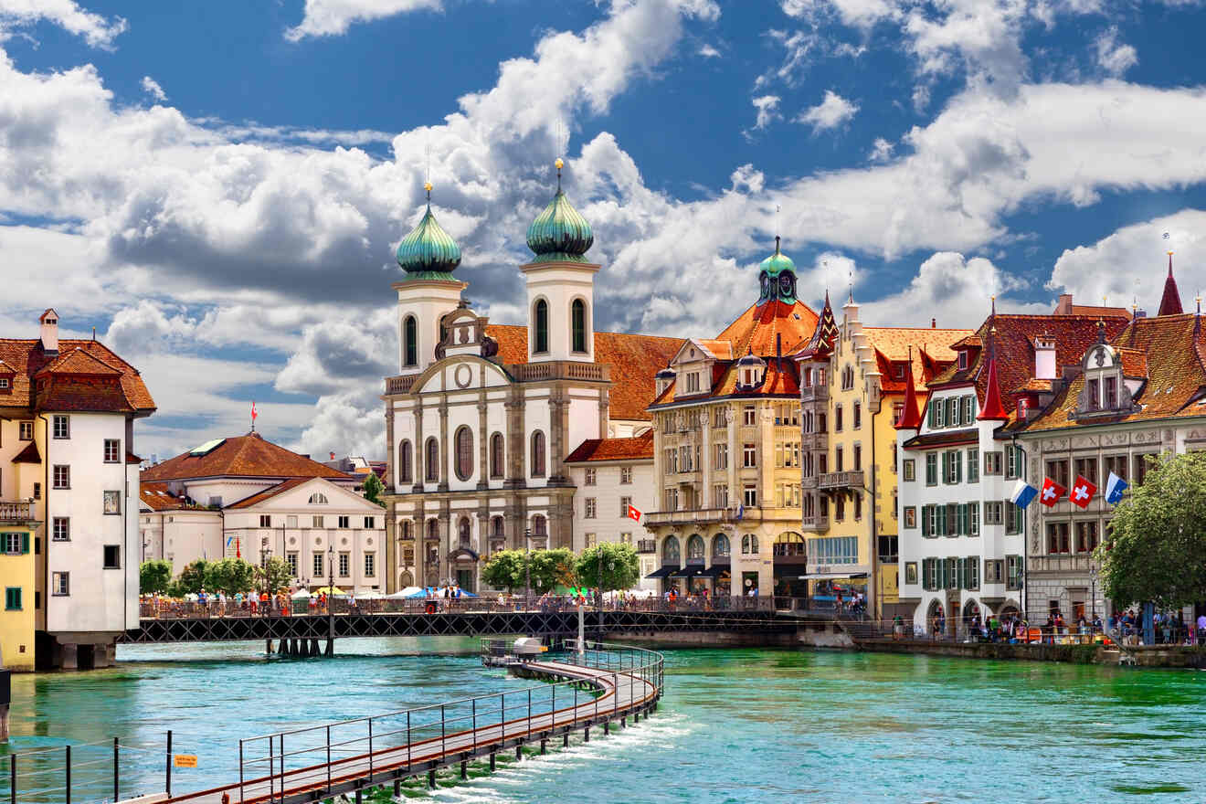 Where to Stay in Lucerne – The Best Areas to Stay with Awesome Hotels