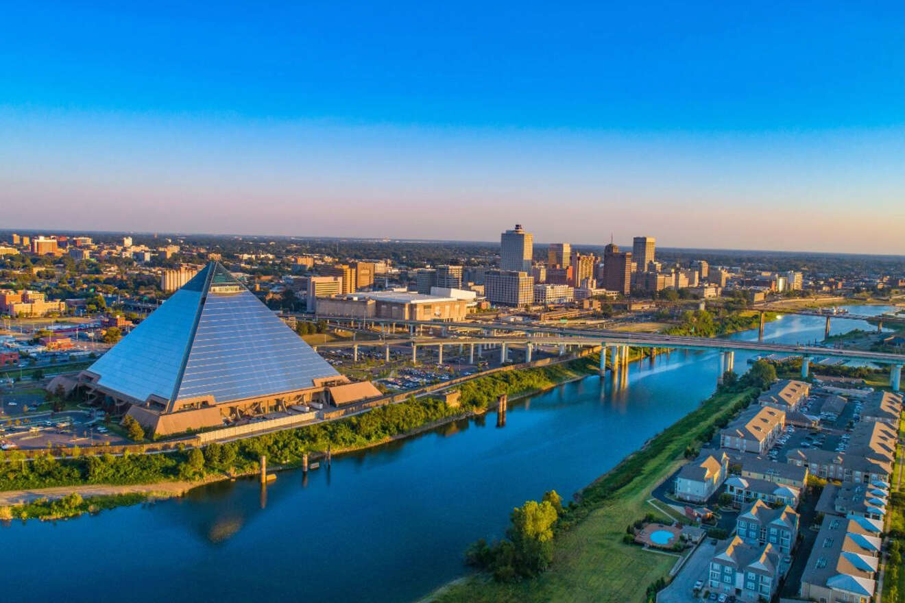 Where to Stay in Memphis, Tennessee – The Best 4 Areas to Stay for All Budgets