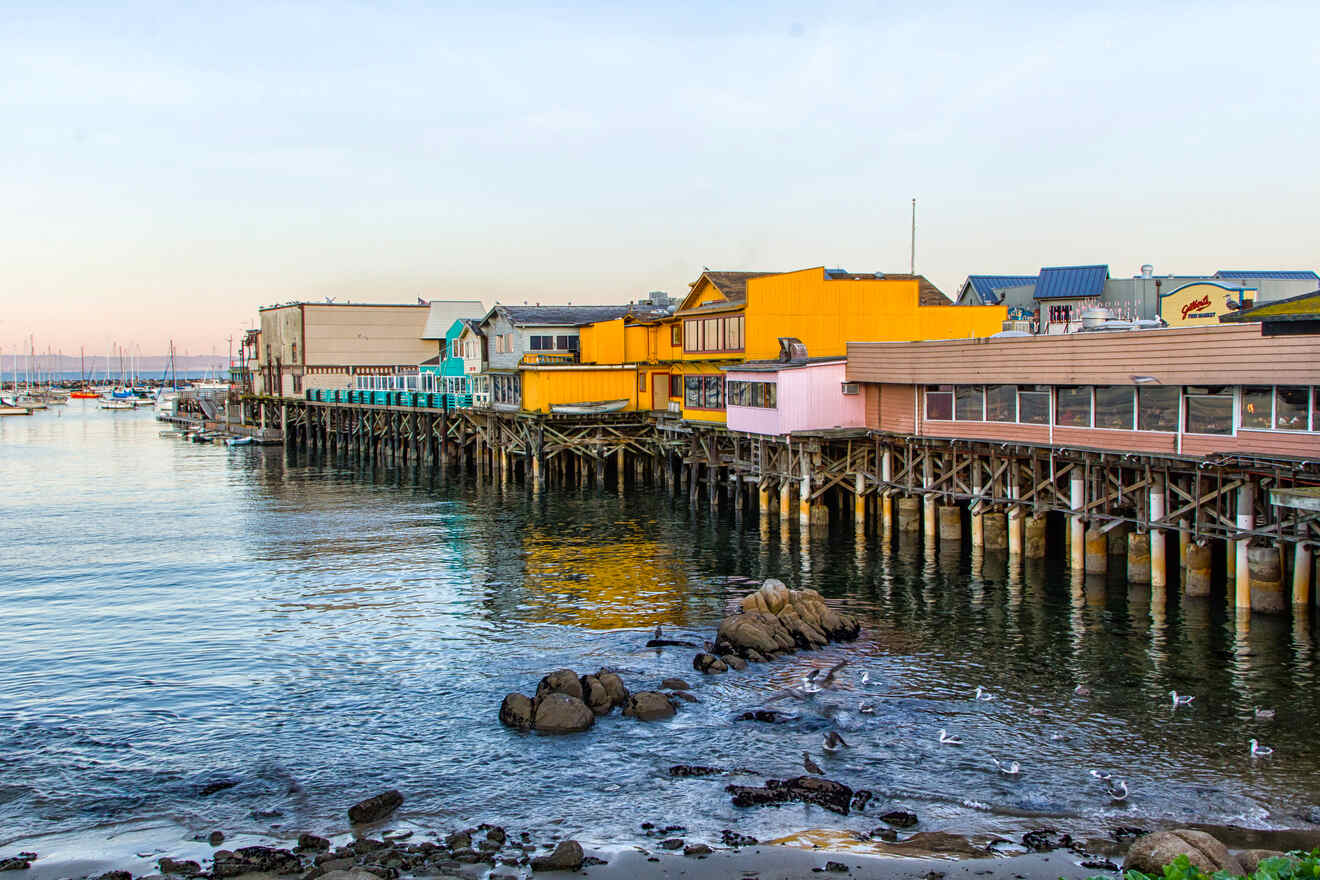 Where to Stay in Monterey, CA – The 3 Best Areas to Stay from Luxury to Budget