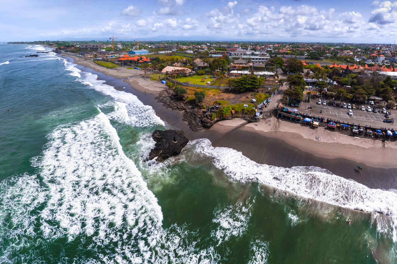 Where to stay in Canggu, Bali – The 4 Top Areas with the Best Hotels + Stunning Villa Options